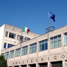 Facciata del Politecnico di Torino