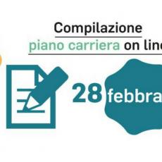 Scadenza compilazione piano carriera UniTo: deadline for the compilation of the career plan