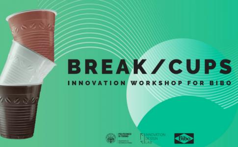 BREAK/CUPS: I bicchierini da caffè Bibo reinventati dagli studenti del Politecnico