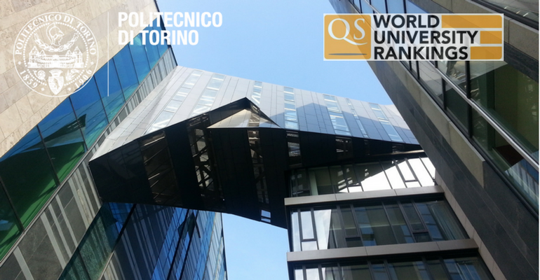 Politecnico Di Torino Design.Polito Climbs The International Ranking 33rd For Engineering And
