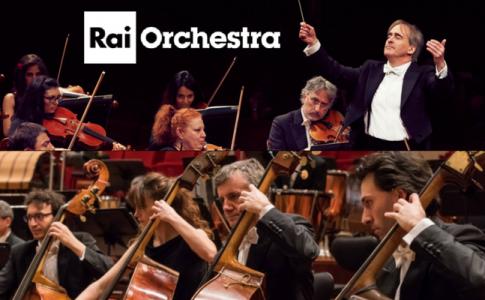 #Prendinota Reload: 5 concerti con l'Orchestra Rai