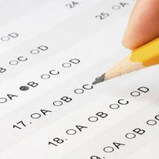 admissions tests